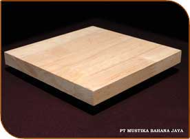 Rubber Wood Finger Joint Laminated Board